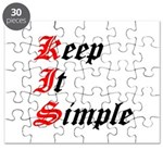 keep-it-simple Puzzle
