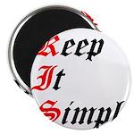 keep-it-simple Magnet