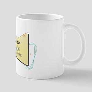 Instant Corrections Officer Mug