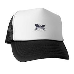 sober-biker Trucker Hat