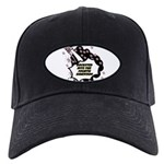 fourth-dimension Black Cap with Patch