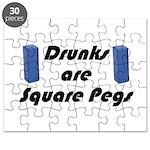 square-pegs Puzzle