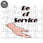 be-of-service Puzzle