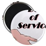 be-of-service Magnet