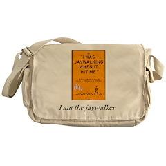 jaywalking Messenger Bag