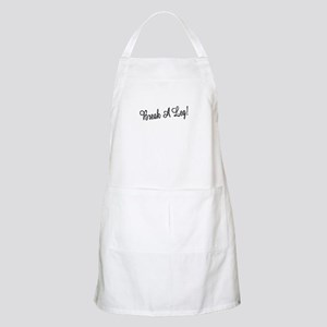 Break A Leg! BBQ Apron