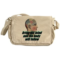 mind-will-follow2 Messenger Bag