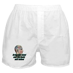 mind-will-follow2 Boxer Shorts