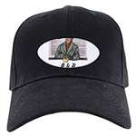 old-timer Black Cap with Patch