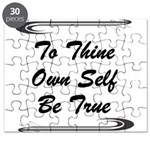 thine-own-self Puzzle