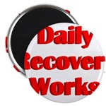 daily-recovery Magnet