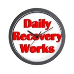daily-recovery Wall Clock
