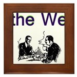 the-we Framed Tile