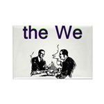 the-we Rectangle Magnet (100 pack)