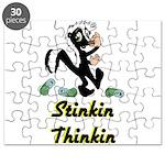 stinkin-thinkin Puzzle