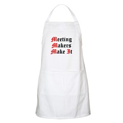 meeting-makers Light Apron