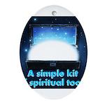 spiritual-tools Oval Ornament