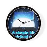 spiritual-tools Wall Clock
