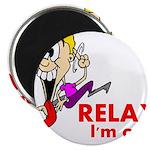 relax-meds Magnet