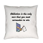 surrender-to-win Everyday Pillow