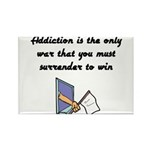 surrender-to-win Rectangle Magnet (100 pack)