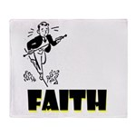 faith Throw Blanket