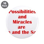 Possibilities are Miracles 3.5