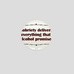sobriety-delivers Mini Button