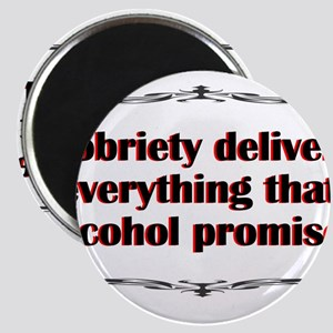 sobriety-delivers Magnet