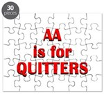 aa-quitters Puzzle