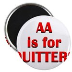 aa-quitters Magnet