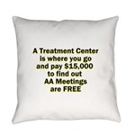 meetings-free Everyday Pillow