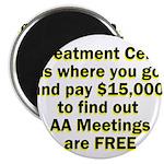 meetings-free Magnet