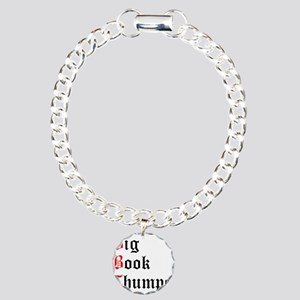 big-book-thumper-2 Charm Bracelet, One Charm