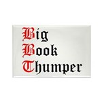 big-book-thumper-2 Rectangle Magnet (10 pack)