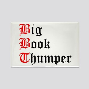 big-book-thumper-2 Rectangle Magnet