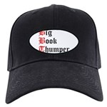 big-book-thumper-2 Black Cap with Patch