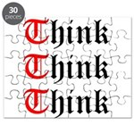 think-think-think-old-english Puzzle