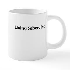 living-sobr-inc 20 oz Ceramic Mega Mug