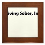 living-sobr-inc Framed Tile