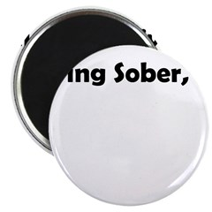 living-sobr-inc Magnet
