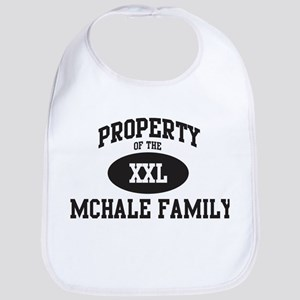 Property of Mchale Family Bib