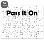 pass-it-on Puzzle