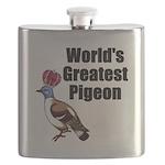 greatestpigeon Flask