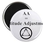 Attitude Adjustment Magnet