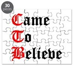 came-to-believe-oldeng Puzzle