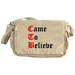 came-to-believe-oldeng Messenger Bag