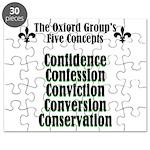 5-concepts Puzzle