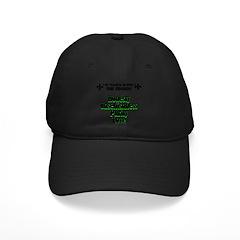 4-absolutes Baseball Hat