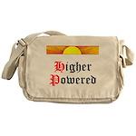 HIgher Powered (Sunrise) Messenger Bag